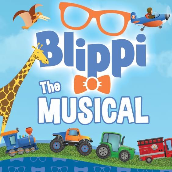 Blippi the Musical @ Theatre at Grand Prairie | 6.13.20