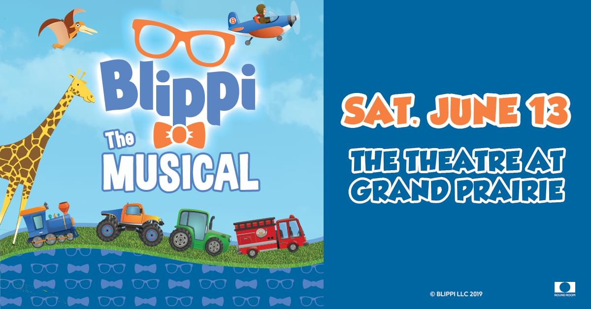 Listen to Win Tickets to Blippi the Musical!