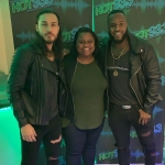 JJ's In Studio interview with the Chippendales Dancers