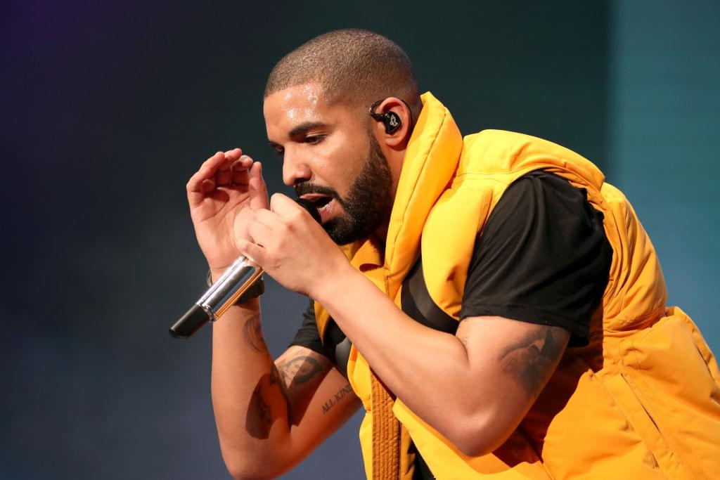 Drake Working On New Music
