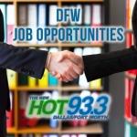 DFW Job Opportunities