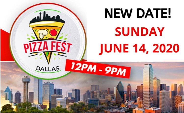 Dallas Pizza Fest @ Deep Ellum | 6.14.20