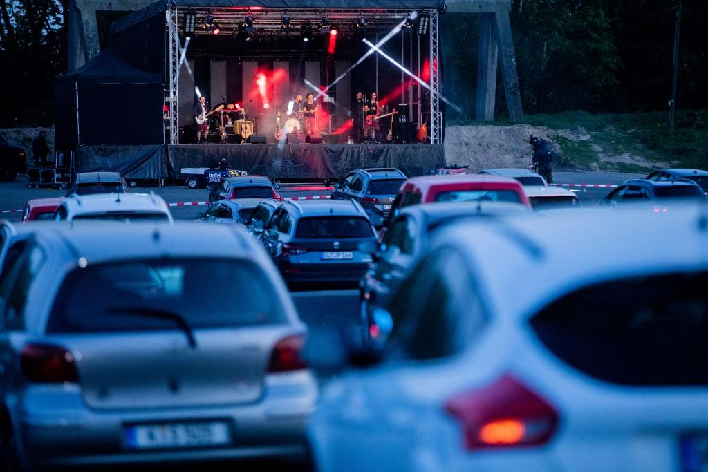 Drive-In Concerts are Coming to the US