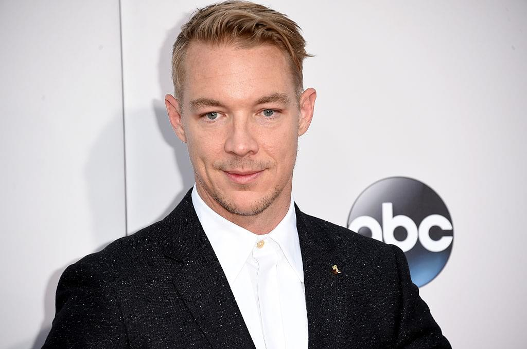 Diplo Welcomes New Baby