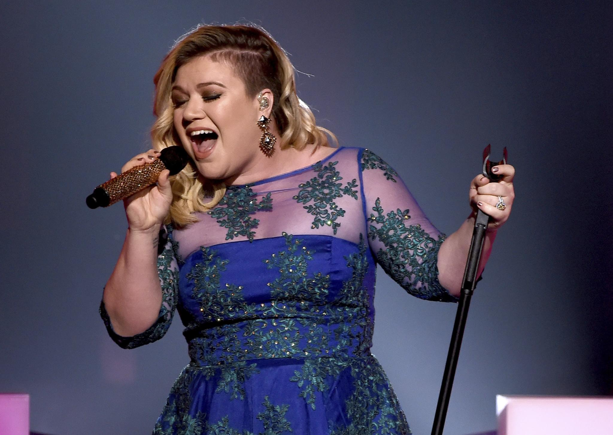 Kelly Clarkson Nominated for 7 Emmys
