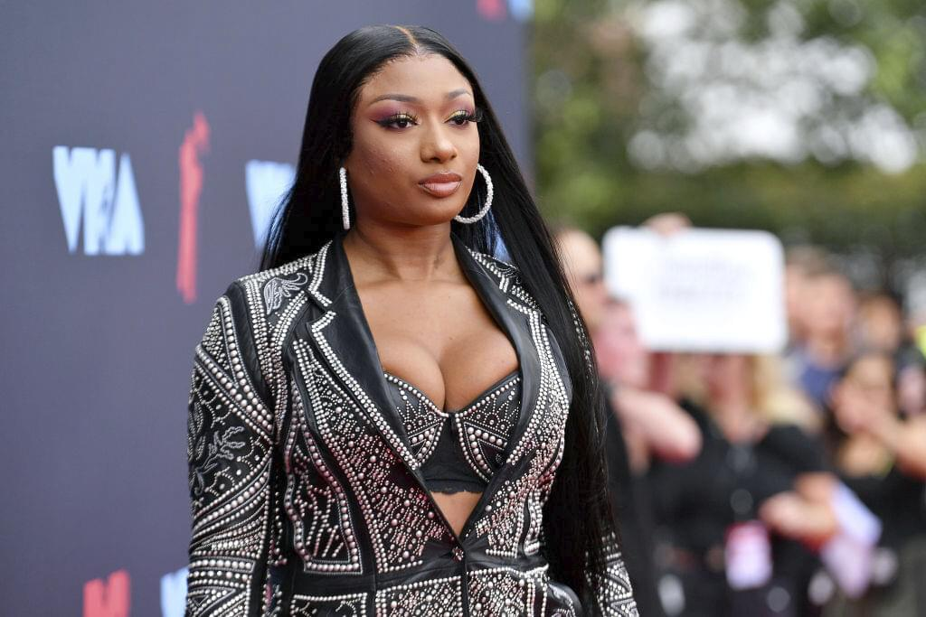 Megan Thee Stallion Goes #1…Get Flowers From Queen B