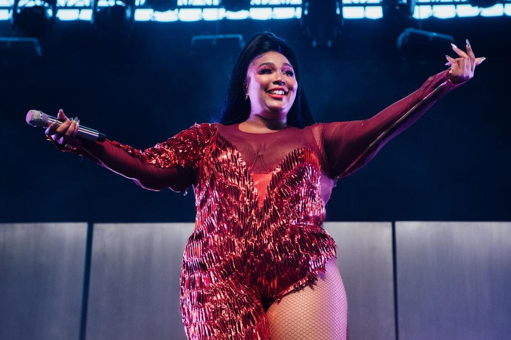 Lizzo Has A Message For Body Shamers [VIDEO]