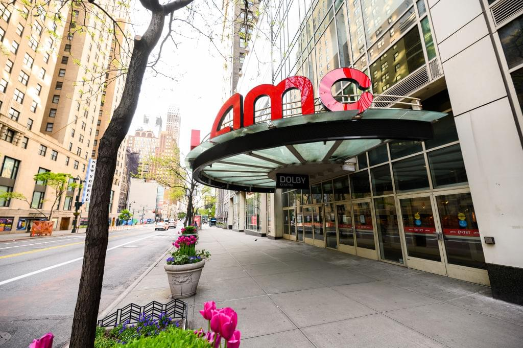 AMC Theaters Expects To Be Fully Open In July