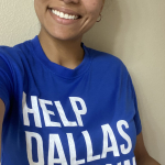 """Dallas Mavs' """"Help Dallas Rebound #COVID-19 Relief"""" Tees"""