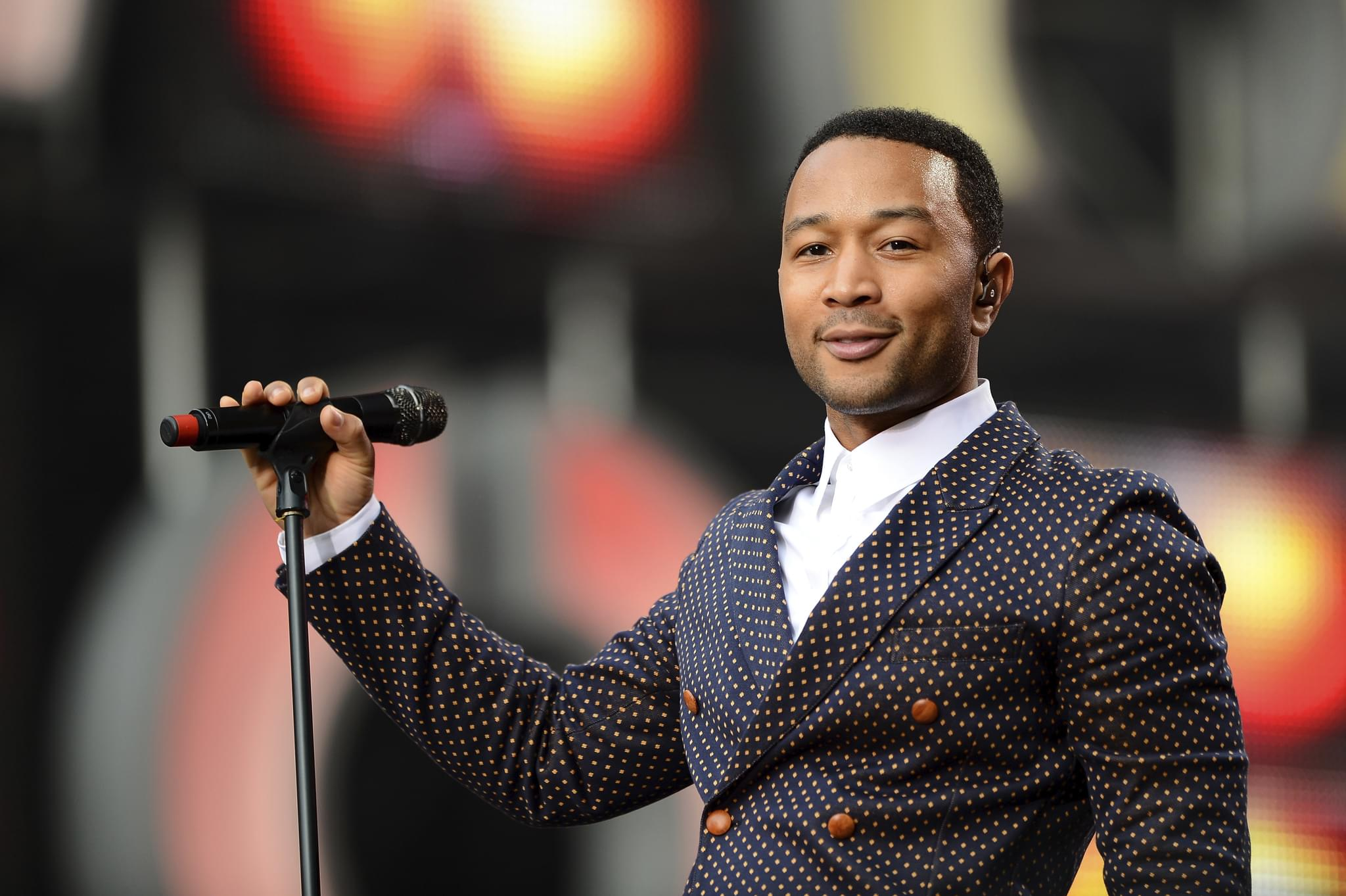 John Legend To Host Father's Day Special on ABC