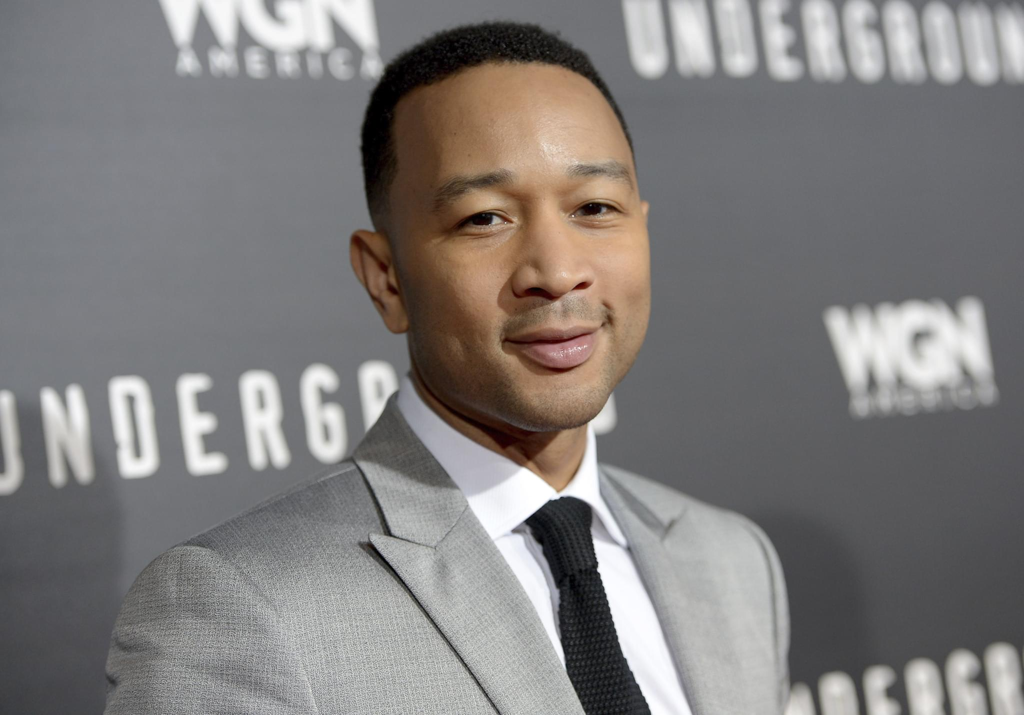 """John Legend Inspires With A Powerful Performance of """"Never Break"""" At The BET Awards"""