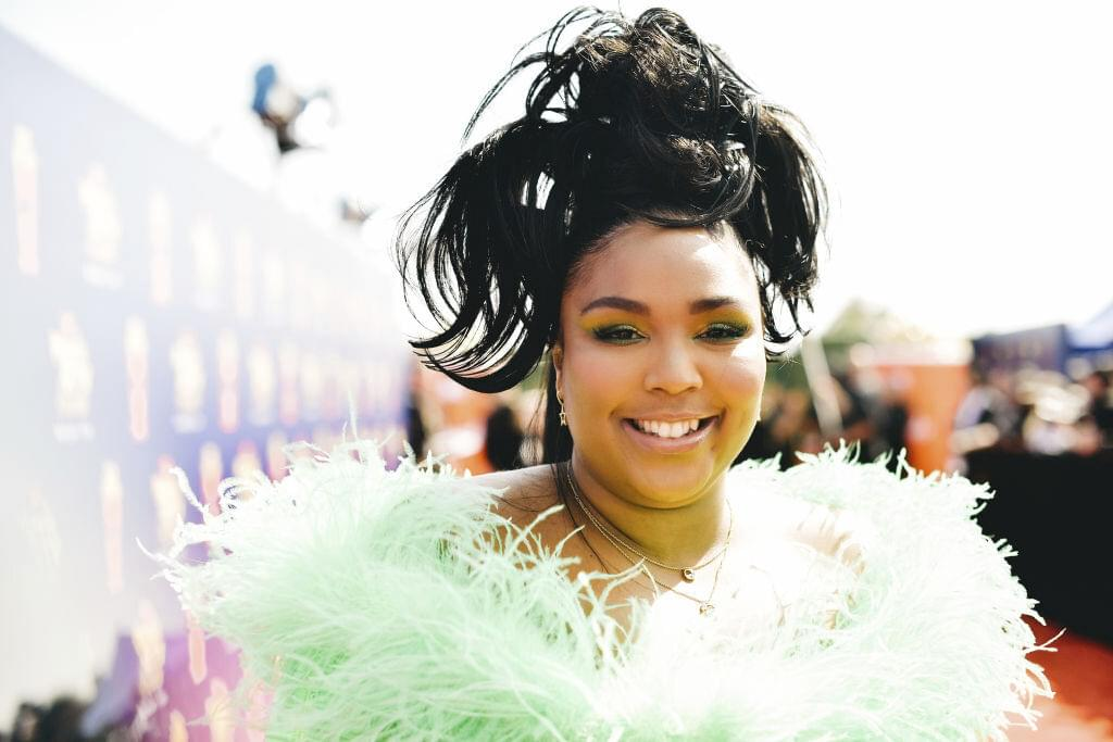 Lizzo Grabs Marie Claire Cover!