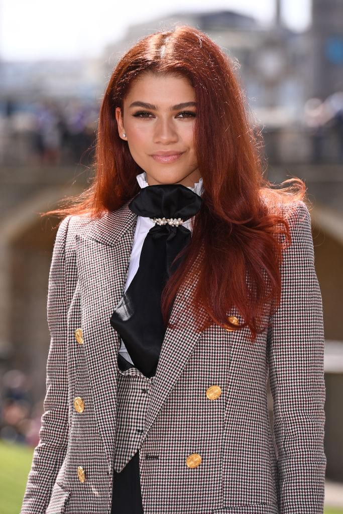 Zendaya Filmed A Movie During The Pandemic