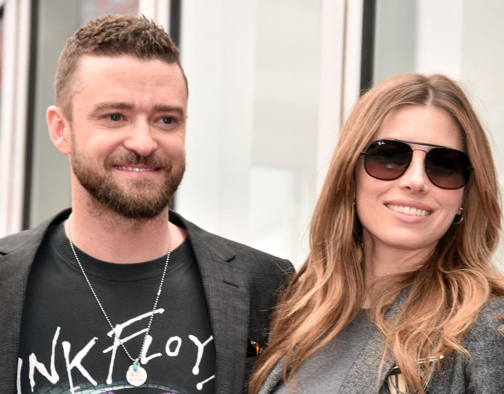 Justin Timberlake and Jessica Biel Reportedly Welcome New Baby
