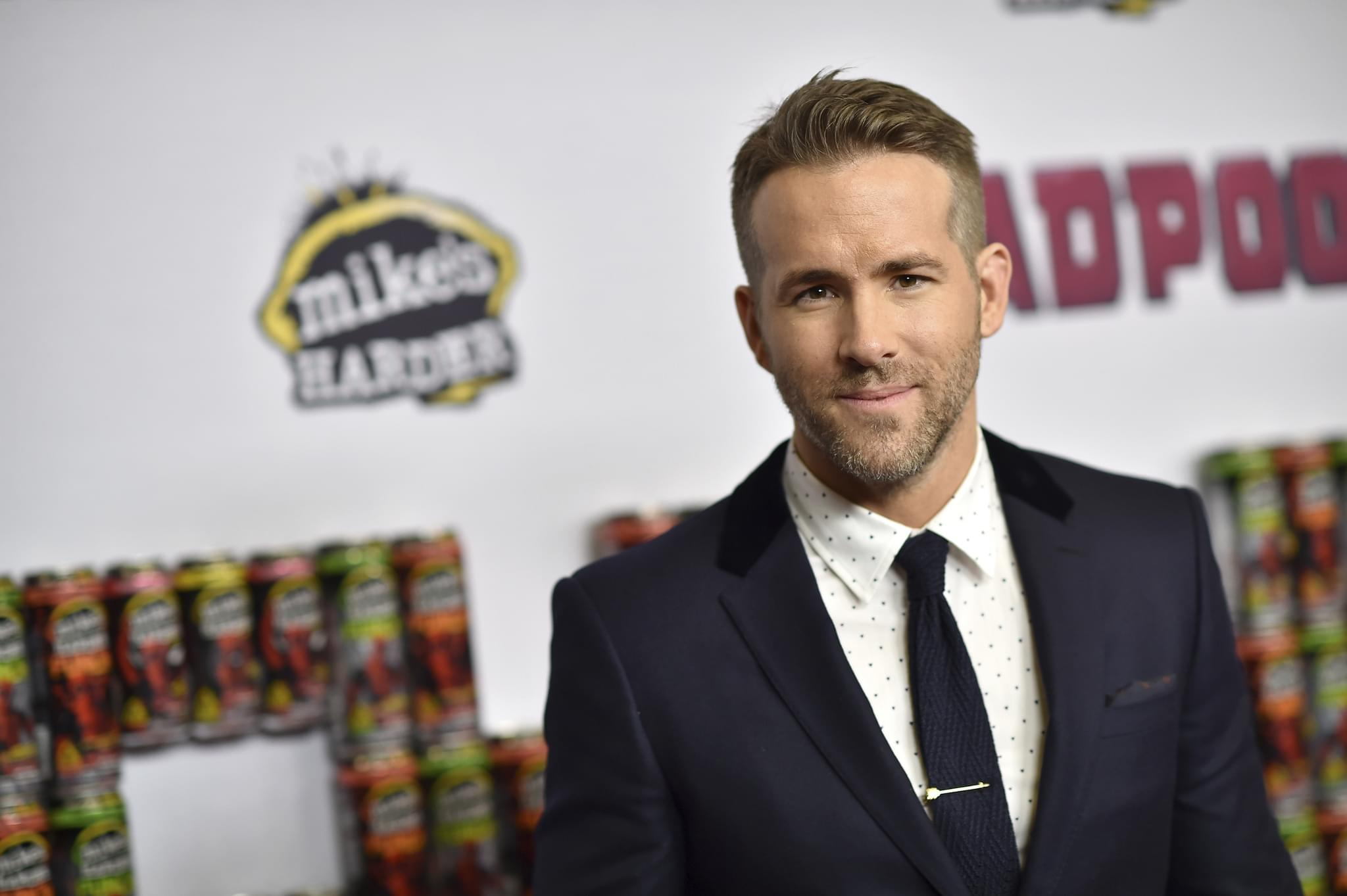 Ryan Reynolds Saved A Bear…Kind of