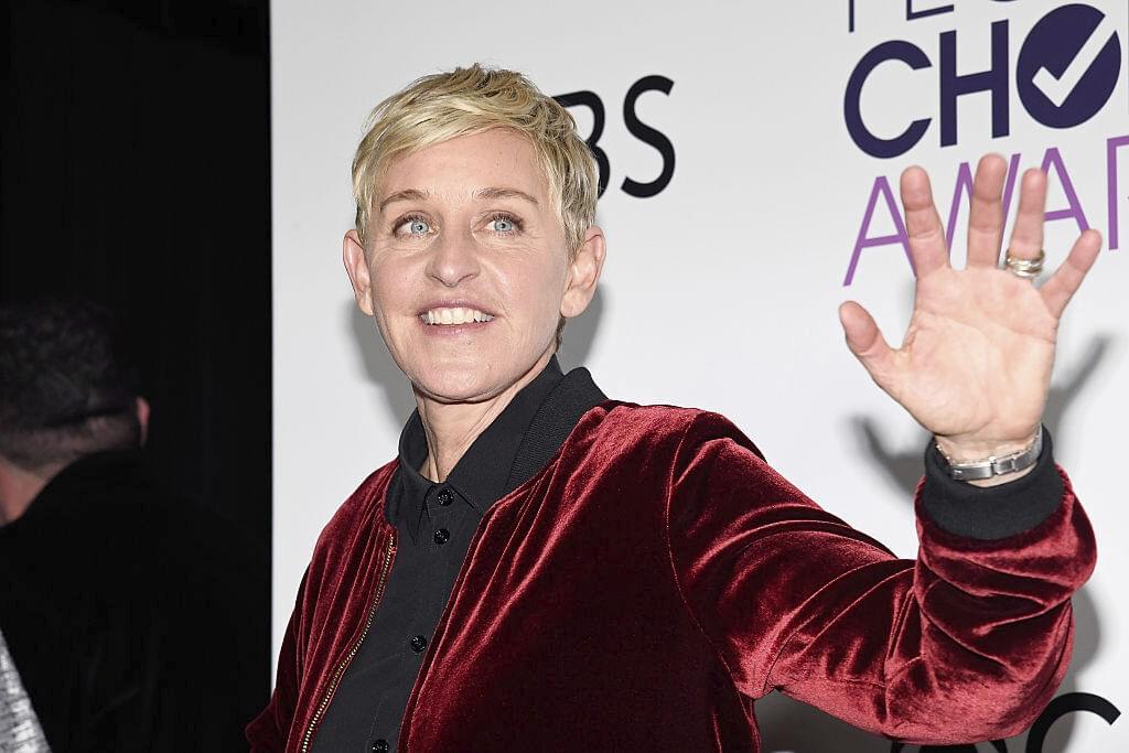 Ellen Apologizes For 'Toxic' Work Environment