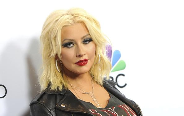 Christina Aguilera Gives Fans A RARE Look Into Her Family