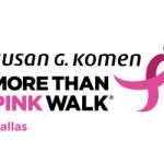 Susan G. Komen Dallas Virtual MORE THAN PINK Walk™