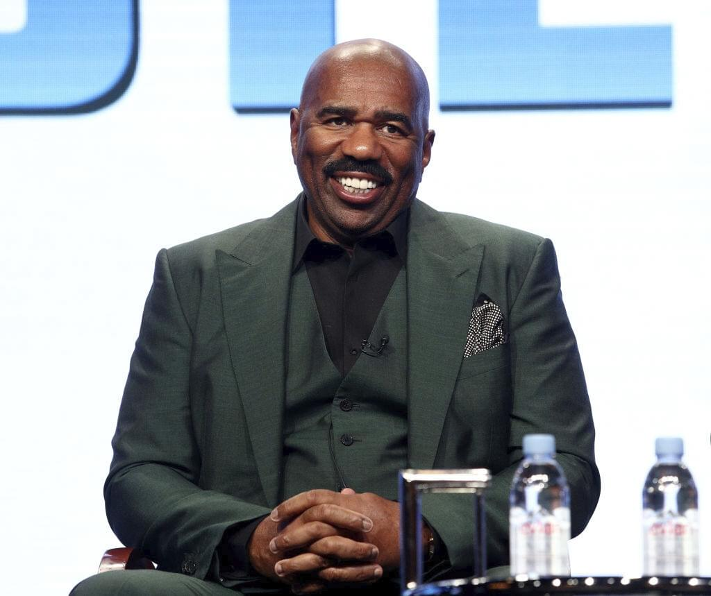 Steve Harvey Comes To Ellen's Defense