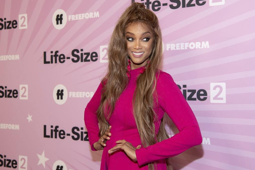 Tyra Banks Reacts To Dancing W/Stars Ratings