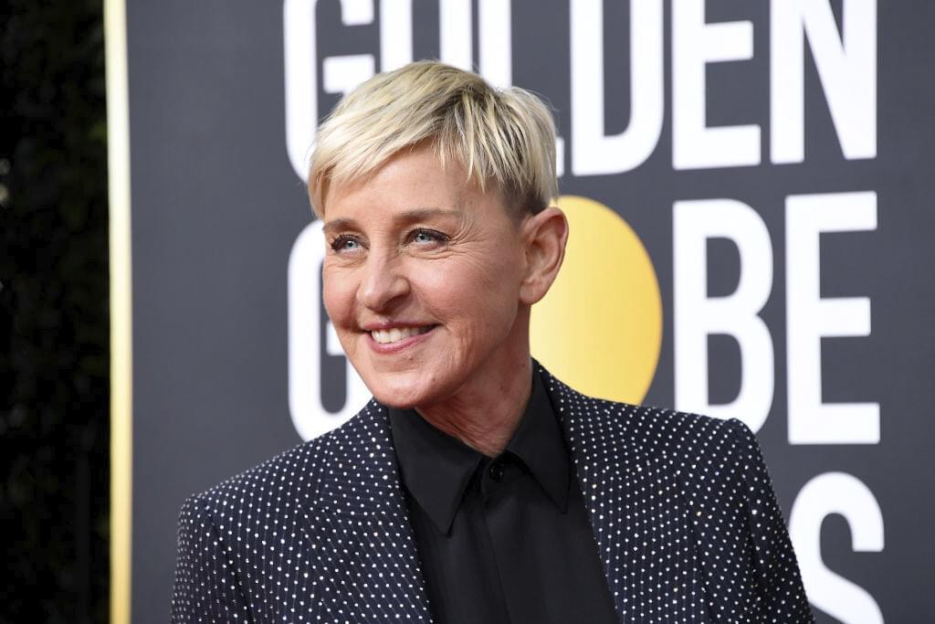 Ellen Addresses Toxic Work Environment Rumors