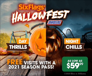 FLAGS-26882; 2020 Hallowfest Display Ads - As low as 5999 V1_300X250