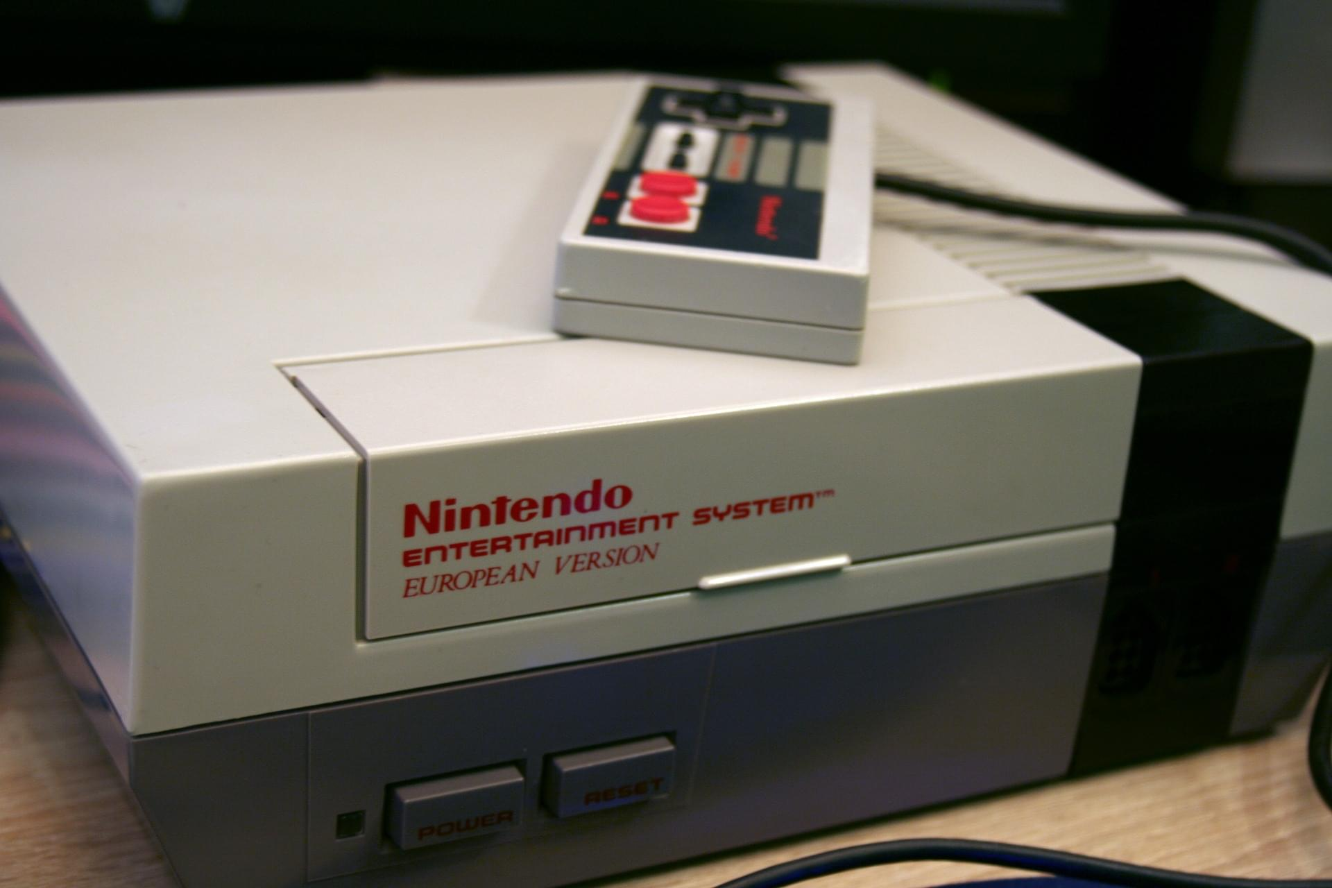 LEGO and Nintendo Teamed Up and Created a Console Set