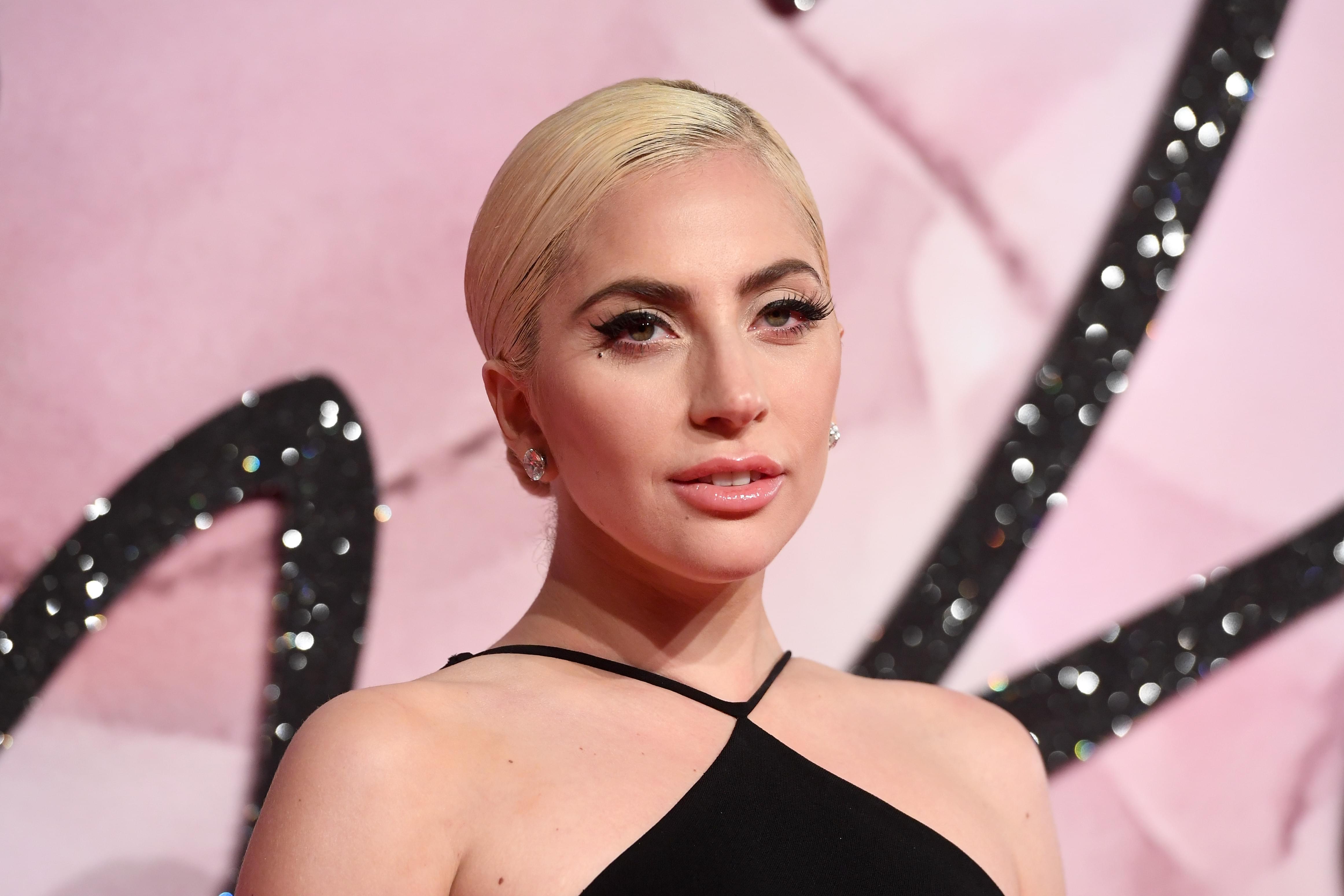 Lady Gaga Joins Brad Pitt For New Movie 'Bullet Train'