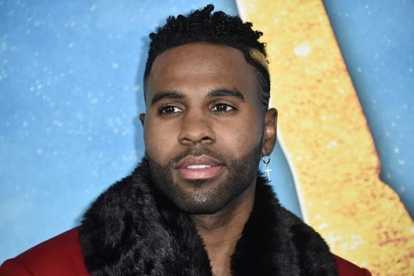 [WATCH] Jason Derulo Wants Love Not War