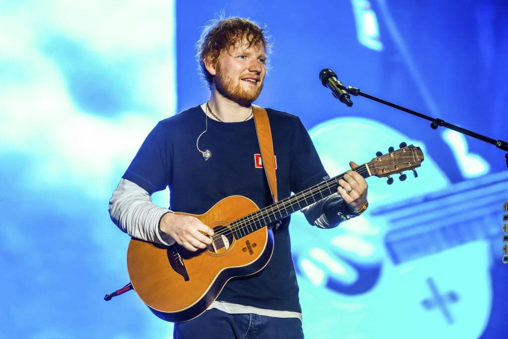 """Ed Sheeran Returns With New Single """"Afterglow"""""""