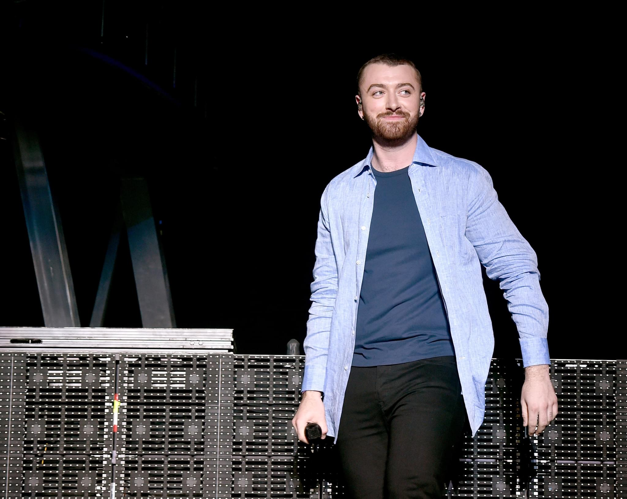 "Sam Smith is Ready to Be a ""Mummy"""
