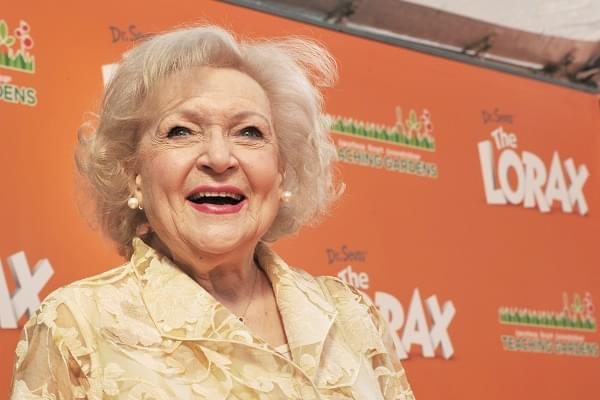 A List Of Things That Aren't As Old As Betty White