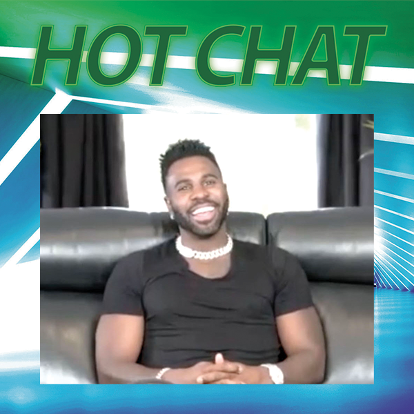 HOT 93.3's HOT Chat with Jason Derulo
