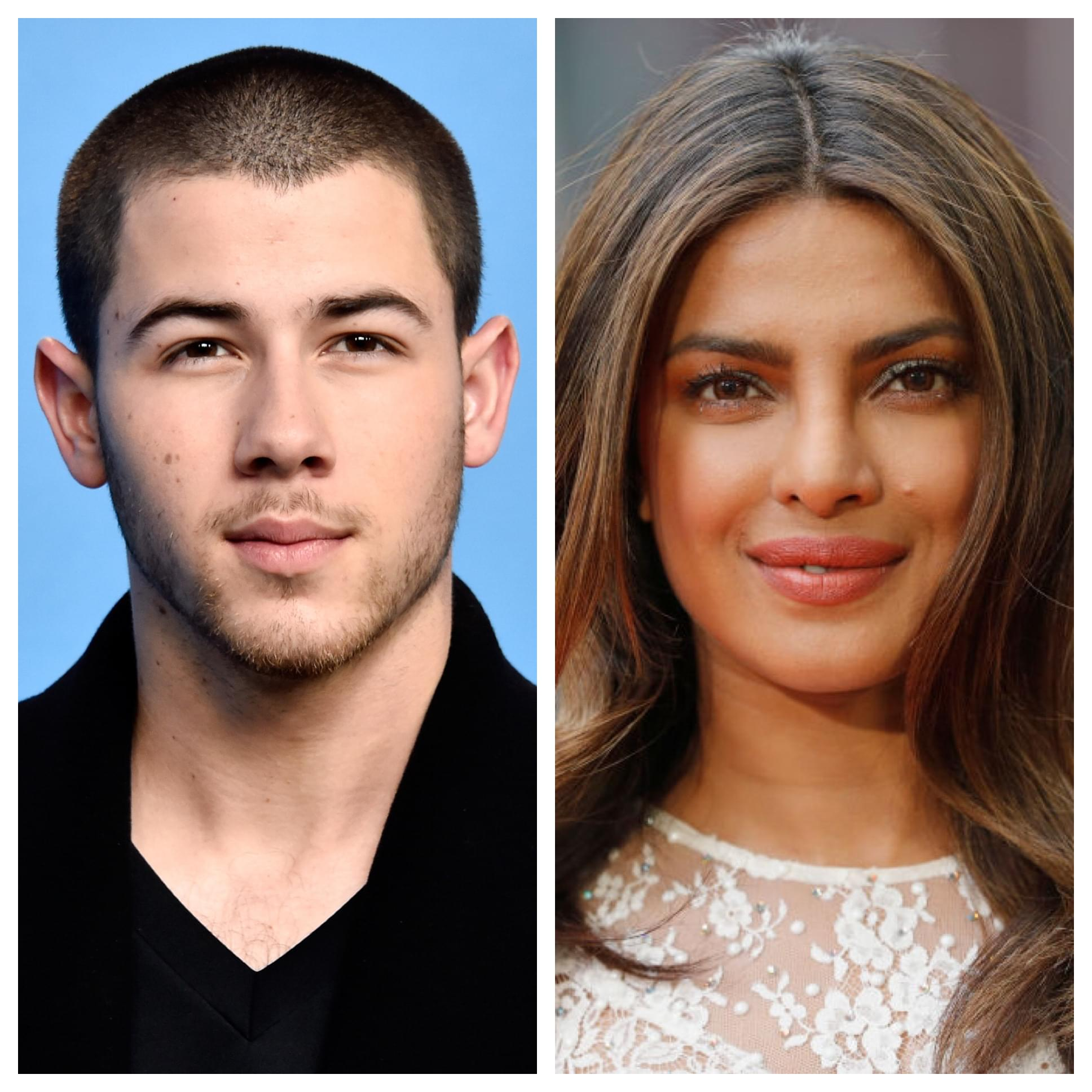 Getty Nick Jonas and Priyanka
