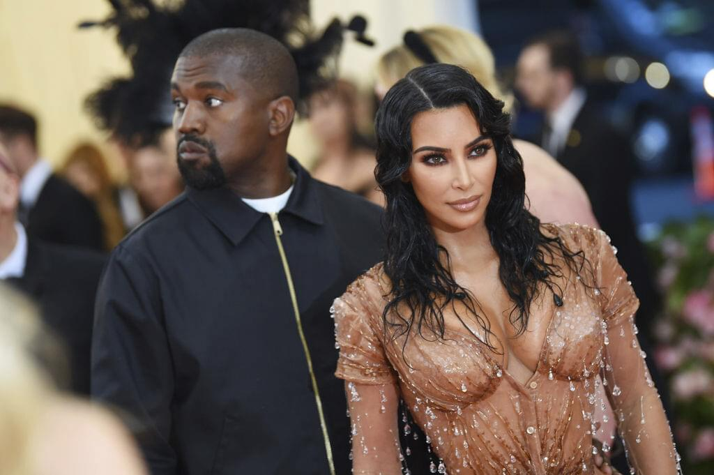 Kim Files For Divorce From Kanye