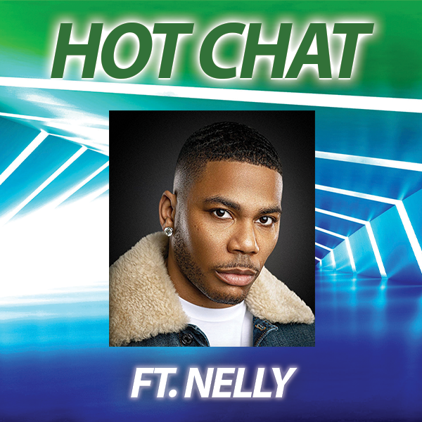 HOT 93.3's HOT Chat with Nelly