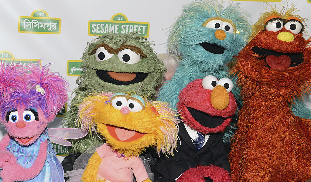 Sesame Street's Star Studded Documentary is On The Way!