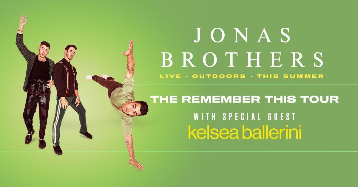 Jonas Brothers   Dos Equis Pavilion, 10/22/21
