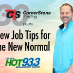 New Job Tips for the New Normal
