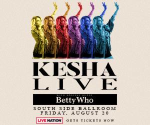 Kesha | South Side Ballroom, 08.21.21