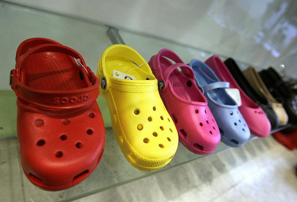 Crocs and Balenciaga Team Up and Create Stiletto Clogs
