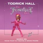 Listen to Win Todrick Hall Tickets