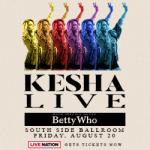 Listen This Weekend to Win Kesha Tickets!