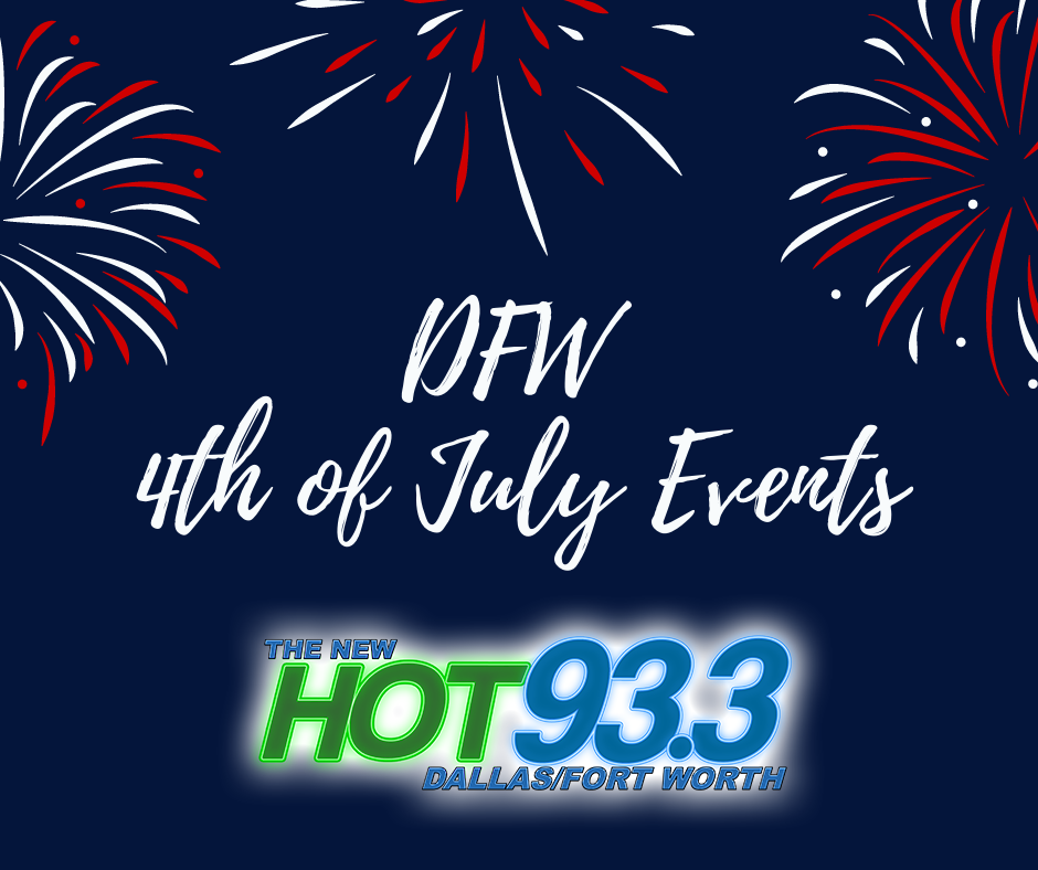 DFW 4th of July Events