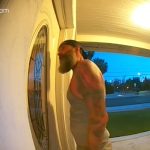 Doorbell Cam Saves Woman From Serious Harm