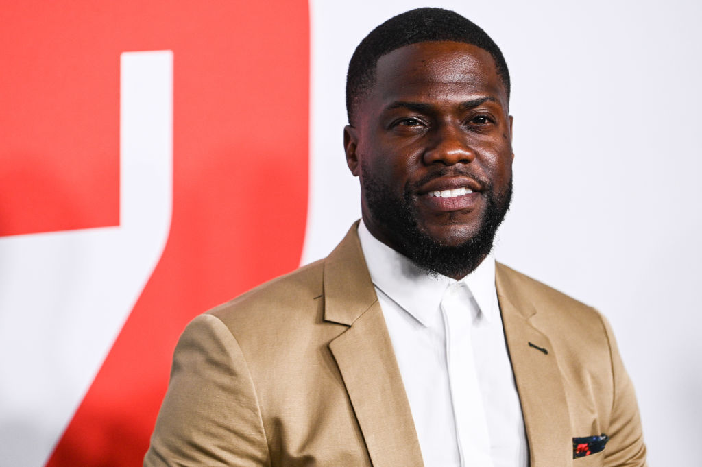 Kevin Hart's Hilarious Reaction to Don Cheadle's Age Goes Viral [WATCH]