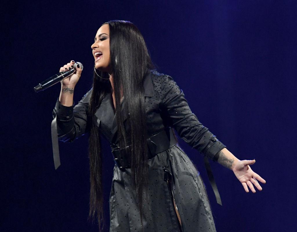 Demi Lovato Drops Music Video For 'Melon Cake'