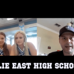 Sid chats about Friday Night Lights with the Cheerleaders from Wylie East High School