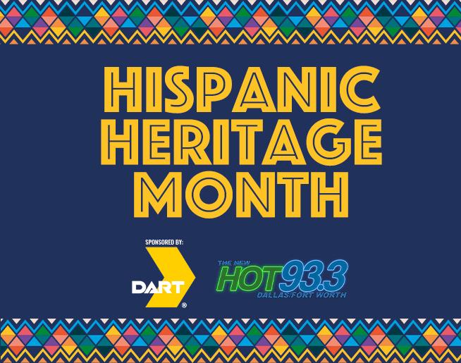 Hot 93.3 Celebrates Hispanic Heritage Month