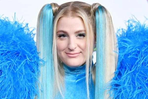 Meghan Trainor Does WHAT In Front Of Her Husband?